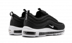 Nike Air Max 97 OG QS BLACK/WHITE 921826 001